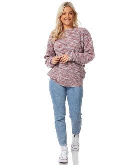 MULTI WOMENS CLOTHING RUSTY KNITS + CARDIGANS - CKL0348MTI