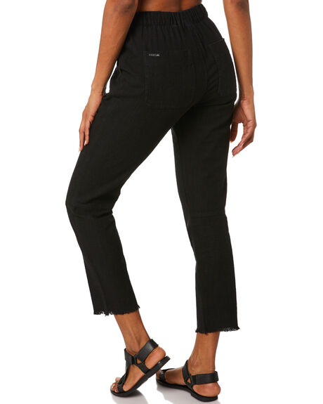 BLACK OUTLET WOMENS RUSTY PANTS - PAL0994BLK