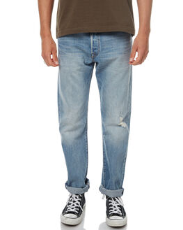 ULTRA BEAT MENS CLOTHING LEVI'S JEANS - 00501-2482ULBEA
