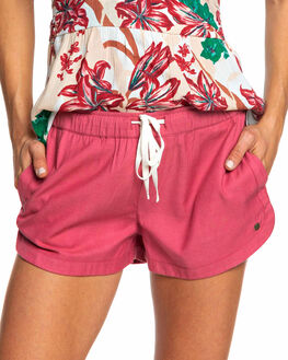 MAUVEWOOD WOMENS CLOTHING ROXY SHORTS - ERJNS03216-MMP0