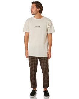DIRTY BLACK MENS CLOTHING BANKS PANTS - PT0053DBL