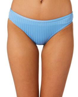 BLUE WOMENS SWIMWEAR SWELL BIKINI BOTTOMS - S8184336BLUE