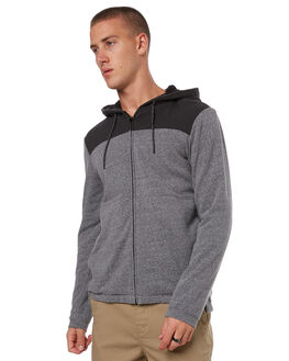 WOLF GREY MENS CLOTHING HURLEY JUMPERS - 894971012
