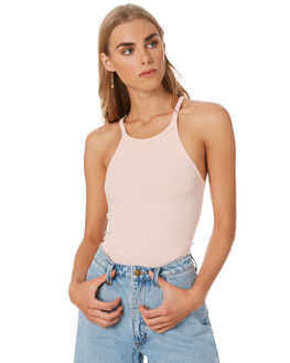 SHELL WOMENS CLOTHING NUDE LUCY SINGLETS - NU23737SHL