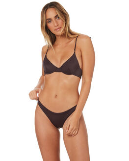 AUBERGINE WOMENS SWIMWEAR SKYE AND STAGHORN BIKINI TOPS - SS122-AAUB