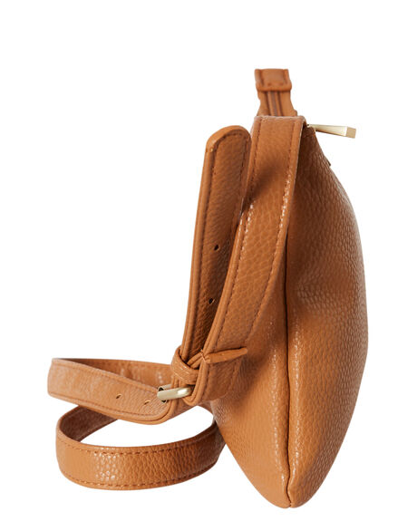 TAN WOMENS ACCESSORIES RUSTY BAGS + BACKPACKS - BFL1084TAN