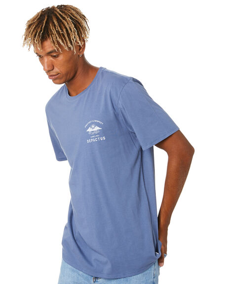PACIFIC MENS CLOTHING DEPACTUS TEES - D5202002PACFC