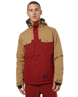 BRONZE SNOW OUTERWEAR BILLABONG JACKETS - F6JM02BRNZ