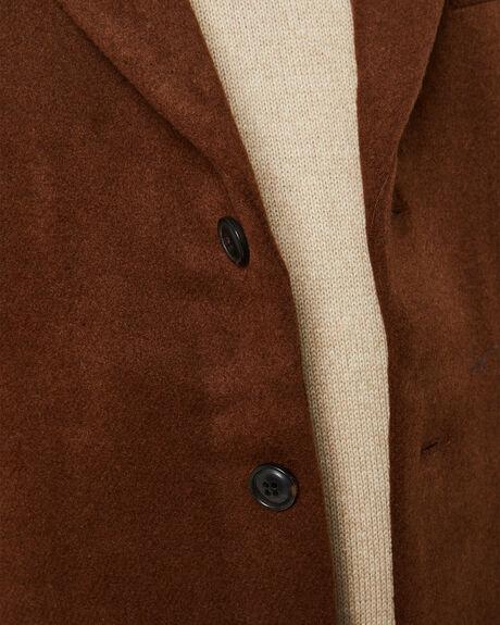 ALMOND MENS CLOTHING ACADEMY BRAND JACKETS - 20W208ALMND