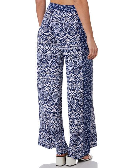 INDIGO WOMENS CLOTHING TIGERLILY PANTS - T305388IND