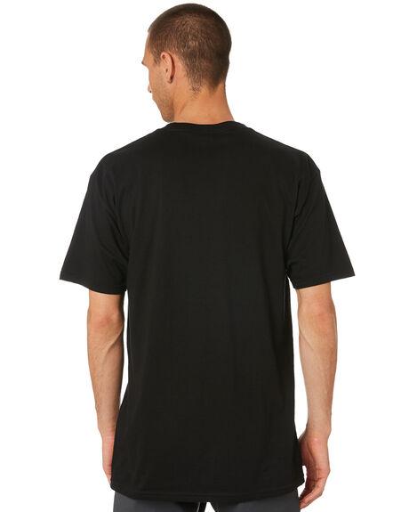 BLACK ORANGE MENS CLOTHING ANTI HERO TEES - 51020382ABLKO
