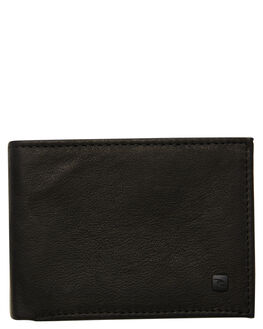 BLACK MENS ACCESSORIES RIP CURL WALLETS - BWLFV10090