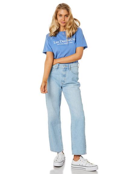 BLUE BONNET WOMENS CLOTHING LEE TEES - L-652212-AR7