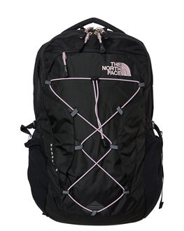 BLACK ASHEN PURPLE WOMENS ACCESSORIES THE NORTH FACE BAGS + BACKPACKS - NF0A3KV4EZ4BKPR