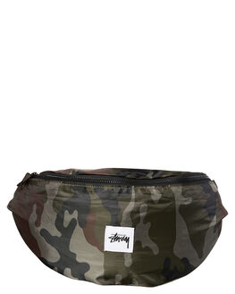 CAMO MENS ACCESSORIES STUSSY BAGS - ST786009CAMO