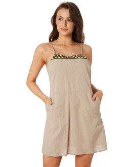 FAWN WOMENS CLOTHING O'NEILL DRESSES - 5421602FAW
