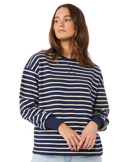 BLUE NIGHTS WOMENS CLOTHING RUSTY JUMPERS - MWL0224BNI
