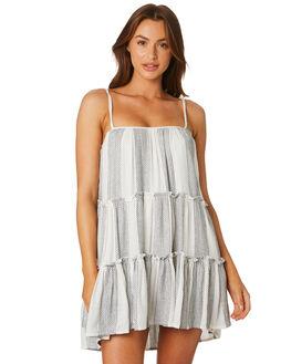 SAND STONE WOMENS CLOTHING SAINT HELENA DRESSES - SHSP19303SAND