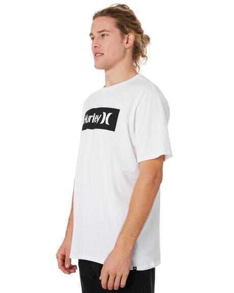 WHITE MENS CLOTHING HURLEY TEES - BV1910100