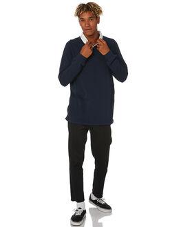 NAVY MENS CLOTHING DEPACTUS SHIRTS - D5194140NAVY
