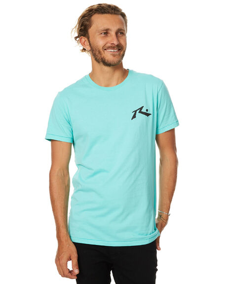 TROPICS MENS CLOTHING RUSTY TEES - TTM1839TPC