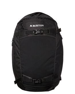 TRUE BLACK RIPSTOP MENS ACCESSORIES BURTON BAGS + BACKPACKS - 152851020