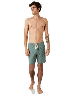 TEAL MENS CLOTHING RHYTHM BOARDSHORTS - JAN20M-TR08-TEA