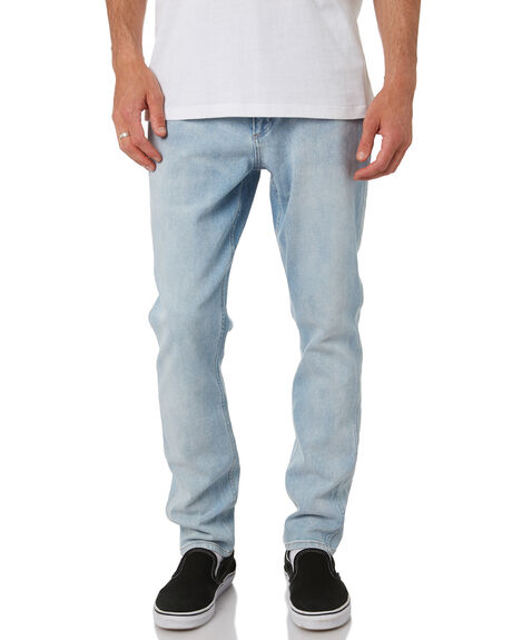 NELSON BLUE MENS CLOTHING WRANGLER JEANS - W-901718-NA7