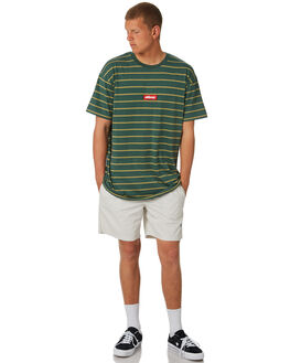 WHITE SAND MENS CLOTHING STUSSY BOARDSHORTS - ST081610WHSND