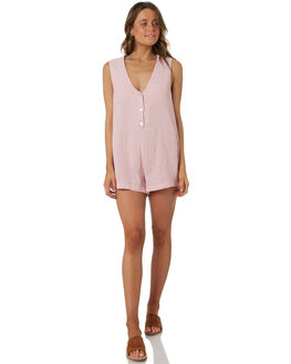FLAMINGO WOMENS CLOTHING RHYTHM PLAYSUITS + OVERALLS - OCT18W-JS02FLA