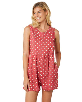 BLUSH SPOT OUTLET WOMENS SWELL PLAYSUITS + OVERALLS - S8188448BLUSH