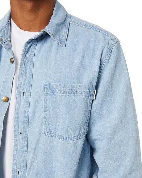 LIGHT BLUE MENS CLOTHING INSIGHT JACKETS - 5000006365LTBLU