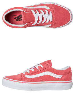 DESERT ROSE KIDS GIRLS VANS SNEAKERS - VNA38HBUE6PNK