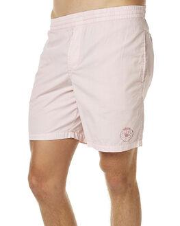 PIGMENT PINK MENS CLOTHING STUSSY BOARDSHORTS - ST062600PNK