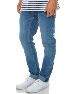 REFORM BLUE MENS CLOTHING LEE JEANS - L-606017-BL6REFBL