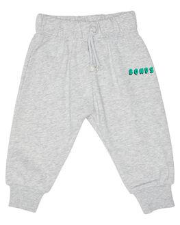 NEW GREY MARLE KIDS BABY BONDS CLOTHING - BX6FNWY