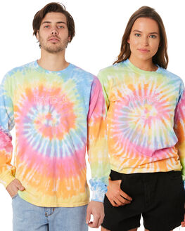 MULTI MENS CLOTHING DYED TEES - DY2002YOTIDYE