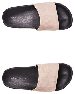 ROSE WATER WOMENS FOOTWEAR RUSTY SLIDES - FOL0194RSW