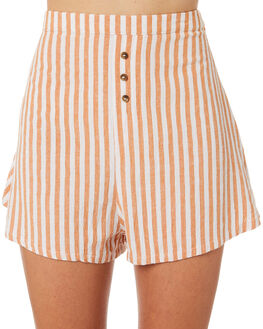 MULTI WOMENS CLOTHING ZULU AND ZEPHYR SHORTS - ZZ2179MUL