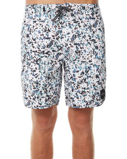 WHITE MENS CLOTHING QUIKSILVER BOARDSHORTS - EQYBS04035WBB6
