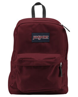 VIKING RED MENS ACCESSORIES JANSPORT BAGS + BACKPACKS - JST501-JS9FL