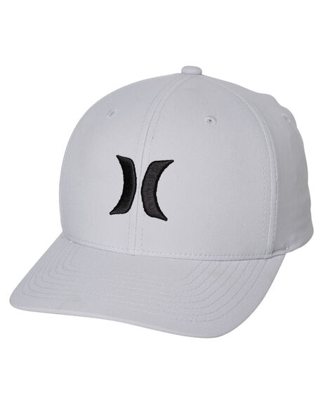 WOLF GREY MENS ACCESSORIES HURLEY HEADWEAR - 892025016