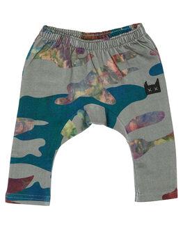 CAMO KIDS BABY MUNSTER KIDS CLOTHING - MI182TR03CAM