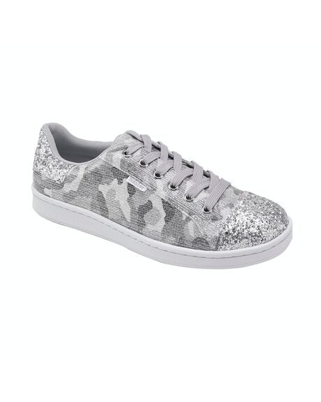 GREY CAMO WOMENS FOOTWEAR HOLSTER SNEAKERS - HS97GCAM5