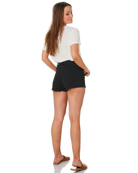 BLACK DUST WOMENS CLOTHING ROLLAS SHORTS - 11379-352BLK