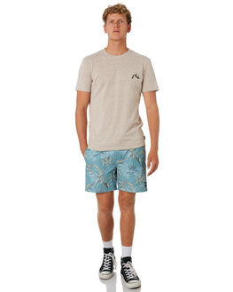 OIL BLUE MENS CLOTHING RUSTY BOARDSHORTS - BSM1388OIB