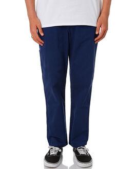 BLUE MENS CLOTHING DEPACTUS PANTS - D5201192BLUE