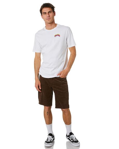 WHITE MENS CLOTHING VOLCOM TEES - A5232050WHT