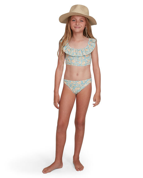 SURF BLUE KIDS GIRLS BILLABONG SWIMWEAR - BB-5504705-SRF