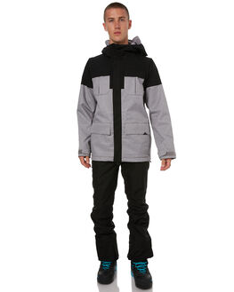 HEATHER GREY BOARDSPORTS SNOW VOLCOM MENS - G0651811HGR